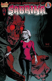 Cover Thumbnail for Chilling Adventures of Sabrina (Archie, 2014 series) #4