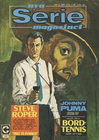 Cover Thumbnail for Seriemagasinet (Centerförlaget, 1948 series) #4/1967