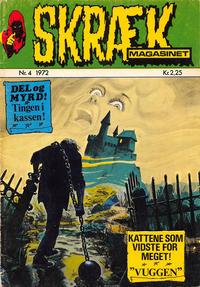 Cover Thumbnail for Skrækmagasinet (Williams, 1972 series) #4/1972