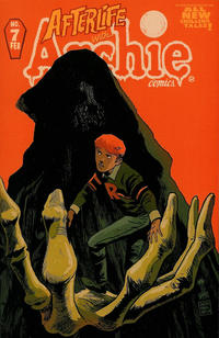 Cover Thumbnail for Afterlife with Archie (Archie, 2013 series) #7 [Francesco Francavilla Cover]