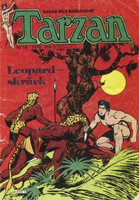 Cover Thumbnail for Tarzan (Atlantic Förlags AB, 1977 series) #18/1978