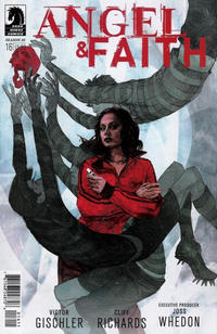 Cover Thumbnail for Angel & Faith Season 10 (Dark Horse, 2014 series) #16