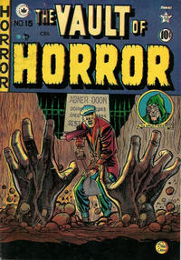 Cover Thumbnail for Vault of Horror (Superior, 1950 series) #15
