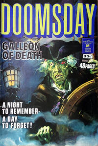 Cover Thumbnail for Doomsday (K. G. Murray, 1972 series) #26
