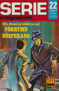 Cover Thumbnail for Seriemagasinet (Semic, 1970 series) #22/1972