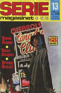 Cover Thumbnail for Seriemagasinet (Semic, 1970 series) #13/1976