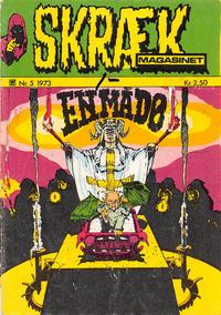 Cover Thumbnail for Skrækmagasinet (Williams, 1972 series) #5/1973