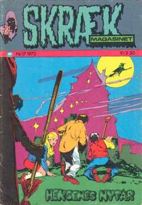 Cover Thumbnail for Skrækmagasinet (Williams, 1972 series) #17/1973