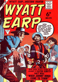 Cover Thumbnail for Wyatt Earp (L. Miller & Son, 1957 series) #29