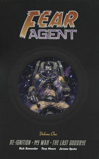 Cover Thumbnail for Fear Agent Library Edition (Dark Horse, 2012 series) #1