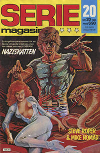 Cover Thumbnail for Seriemagasinet (Semic, 1970 series) #20/1984