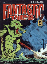 Cover Thumbnail for Fantastic Tales (Thorpe & Porter, 1963 series) #1