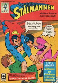 Cover for Stålmannen (Centerförlaget, 1949 series) #5/1969