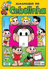 Cover Thumbnail for Almanaque do Cebolinha (Panini Brasil, 2007 series) #46