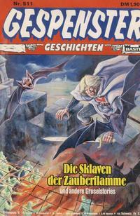 Cover Thumbnail for Gespenster Geschichten (Bastei Verlag, 1974 series) #511