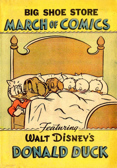 Cover for March of Comics (Western, 1946 series) #56