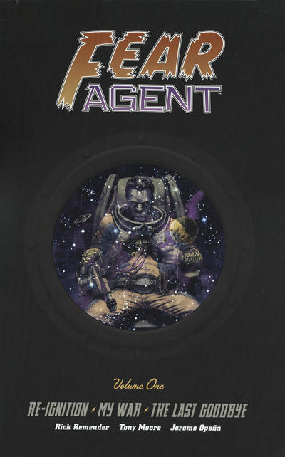 Cover for Fear Agent Library Edition (Dark Horse, 2012 series) #1