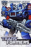 Cover Thumbnail for The Transformers: More Than Meets the Eye (2012 series) #22 [Hasbro Exclusive Phil Jimenez Skids Variant]