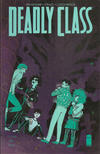 Cover for Deadly Class (Image, 2014 series) #14