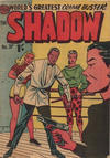 Cover for The Shadow (Frew Publications, 1952 series) #37