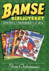 Cover for Bamsebiblioteket (Egmont, 2000 series) #3