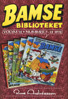 Cover for Bamsebiblioteket (Egmont, 2000 series) #12