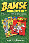 Cover for Bamsebiblioteket (Egmont, 2000 series) #16