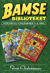Cover for Bamsebiblioteket (Egmont, 2000 series) #21