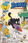 Cover for Bamse (Hjemmet / Egmont, 1997 series) #2/1997