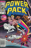 Cover for Power Pack (Marvel, 1984 series) #1 [1.25]