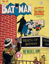Cover for Batman (K. G. Murray, 1950 series) #32 [Different price]
