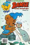 Cover for Bamse (Hjemmet / Egmont, 1997 series) #1/1997