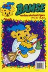 Cover for Bamse (Hjemmet / Egmont, 1997 series) #4/1998