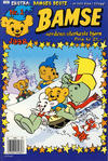 Cover for Bamse (Hjemmet / Egmont, 1997 series) #1/1998