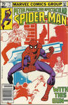 Cover for The Spectacular Spider-Man (Marvel, 1976 series) #71 [75¢]