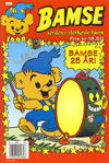 Cover for Bamse (Hjemmet / Egmont, 1997 series) #6/1998