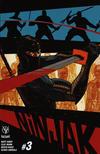 Cover Thumbnail for Ninjak (2015 series) #3 [Cover B - Dave Johnson]