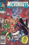 Cover for Micronauts (Marvel, 1984 series) #1 [Canadian]