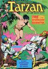 Cover for Tarzan (Atlantic Förlags AB, 1977 series) #2/1989