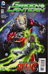 Cover for Green Lantern (DC, 2011 series) #43 [Direct Sales]