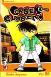 Cover for Case Closed (Viz, 2004 series) #55