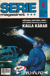 Cover for Seriemagasinet (Semic, 1970 series) #5/1990