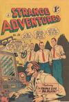 Cover for Strange Adventures (K. G. Murray, 1954 series) #26