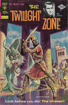 Cover for The Twilight Zone (Western, 1962 series) #65 [Gold Key]