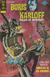 Cover for Boris Karloff Tales of Mystery (Western, 1963 series) #66 [Gold Key]