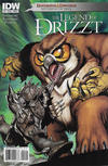Cover Thumbnail for Dungeons & Dragons: The Legend of Drizzt: Neverwinter Tales (2011 series) #2 [Cover B Tim Seeley]