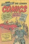 Cover for Chevrolet Comics (General Motors, 1951 series) #[nn]