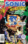 Cover Thumbnail for Sonic the Hedgehog (1993 series) #21 [Newsstand Edition]
