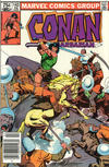 Cover for Conan the Barbarian (Marvel, 1970 series) #143 [Canadian]