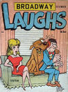 Cover for Broadway Laughs (Prize, 1950 series) #v15#4